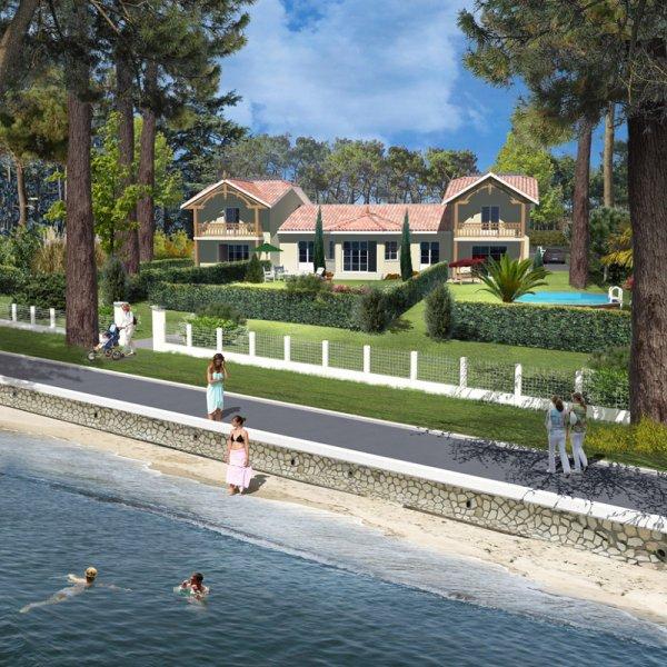 Villa L'ESTEY à ANDERNOS-LES-BAINS