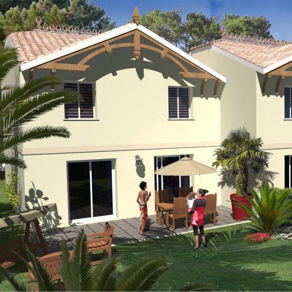 Immo andernos l estey for Jardin villa xavier jiutepec